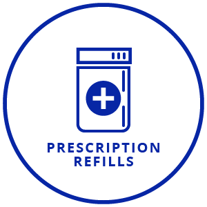 Prescription Refills Icon